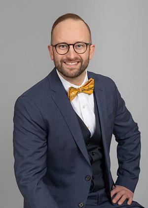 Dr. Solomon Gould, O.D., MBA.